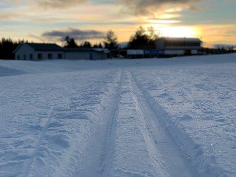 FASTE SPOR: Sporene på Birkebeineren holder stand mot rekordvarmen