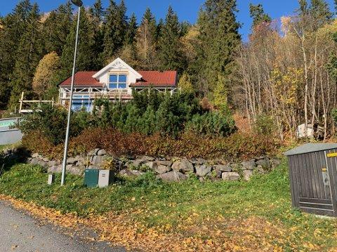 Midt i boligfeltet i Risesvingen forsvant bobilen til Lars Ivar Semb Flækøy.