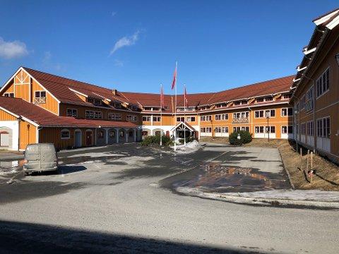 Scandic Hafjell må stenge dørene fredag.