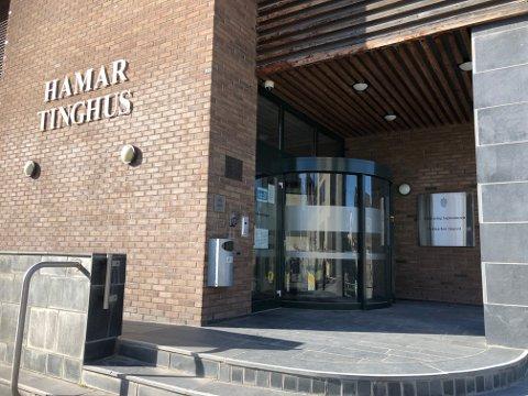 ANKESAK: Ankesaken ble behandlet i Eidsivating lagmannsrett i tinghuset på Hamar.