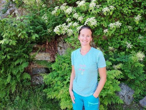 NY REKTOR: Berit Barlund har vokst opp i vestre Gausdal og har selv gått på Forset skole. Nå blir hun ny rektor ved skolen.