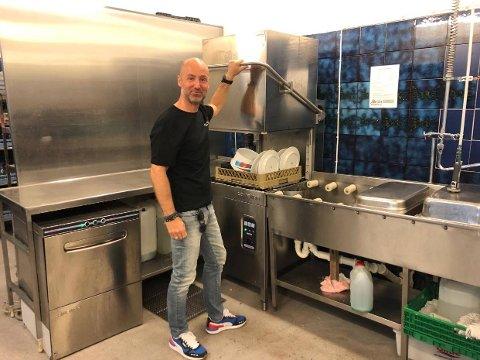 HOTELLEIER: Jordi Somers er en av de nye eierne på Spåtind.