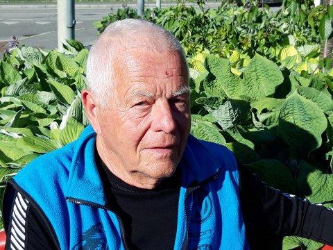 Jan Petter Hammervold (76) er mest opptatt av barna. Dem som har det vanskeligst, har han skrevet bok om.