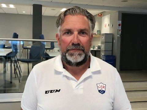 Atle Svensrud, daglig leder i Lillehammer ishockeyklubb, forteller om stor frustrasjon i Hockey-Norge og blant spillerne.