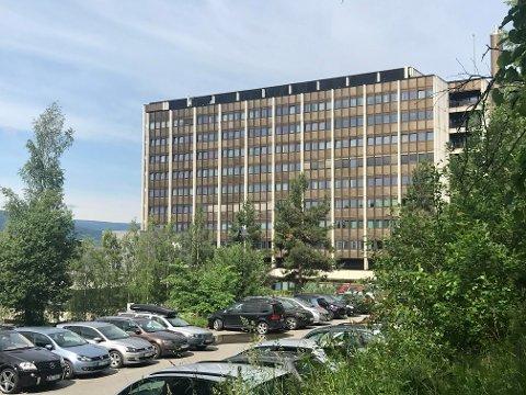 SLAGSENTER: Nevrologisk avdeling ved sykehuset i Lillehammer blir noe hovedsenter for slagbehandling i Sykehuset Innlandet