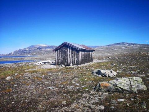 Sjelden vare til salgs i nasjonalpark.