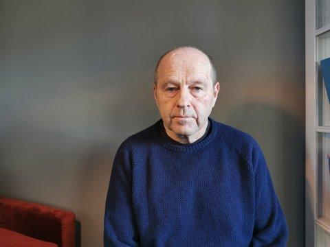 Kjell Øygard er opprinnelig fra Vågå, nå bosatt i Gjerdrum, bare 3 km unna rasstedet. - Uvirkelig, sier han.