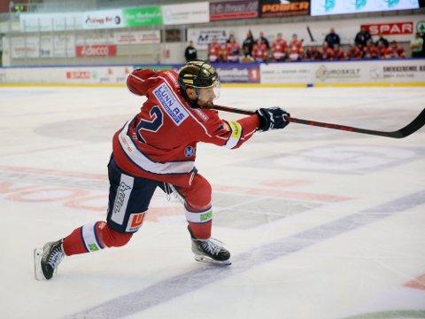 Spencer Humphries blitt en sentral spiller i Lillehammer