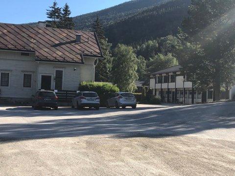 Deler av eiendommen Sel kommune skal vurdere å kjøpe.