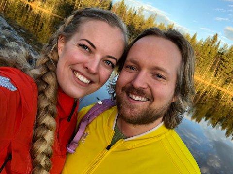 Ragne Kolaas Stauri (32) og Kjell Magne Robak (36) har blitt lagt merke til ute i den store verden.