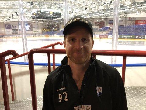 Nick Dineen scoret to av Lillehammers tre mål, og var bortelagets bestemann på Hønefoss