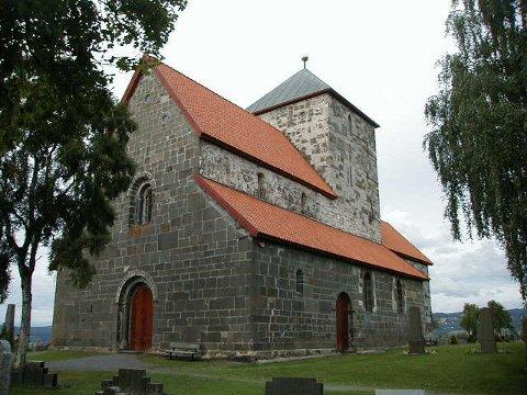 Nikolaikirken i Tingelstad. (Arkivfoto)