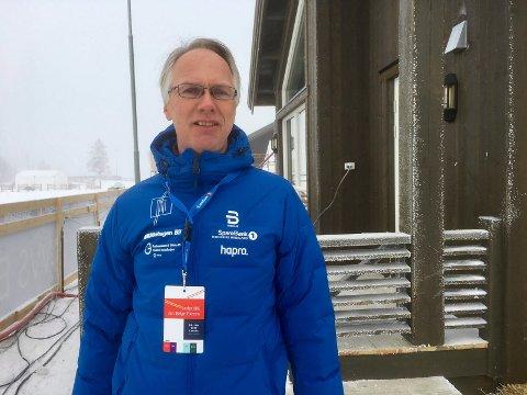 Jan Helge Ekeren, leder av NM-komiteen.