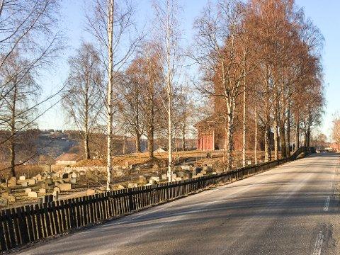 PRIORITERT: Rådmannen foreslår å bruke noe av fjorårets «overskudd» på planlegging av utvidelse av Ål kirkegård.