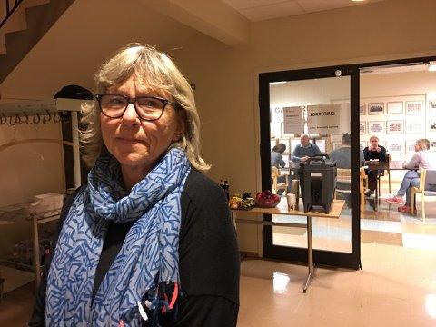 Kirsten Jåvold Hagen, Gran kommune.