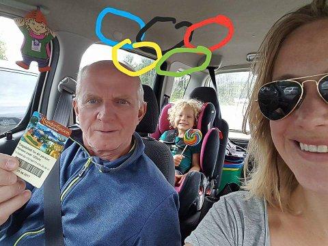 Langkjøring: Langkjøring til OL-byen i mitt hjerte med Grim Syverud og Hafid Bohl-Musum.