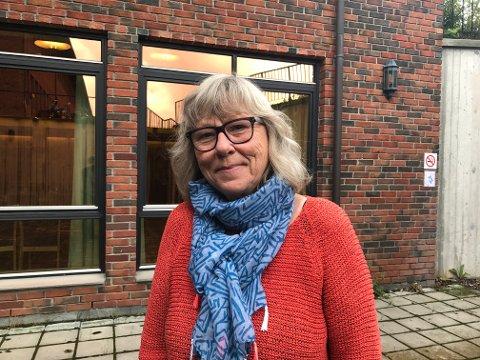 VARSLER FORSINKELSER: Kirsten Jåvold Hagen, informasjonssjef i Gran kommune.