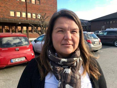I STYRET: Gry Haugsbakken er valgt inn i styret til Innlandet Ap.