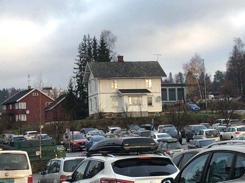 – IKKE AKTUELT: Å flytte Linnerud til museet er uaktuelt, sier bygningsvernrådgiver ved Randsfjordmuseet, Lars Stålegård.