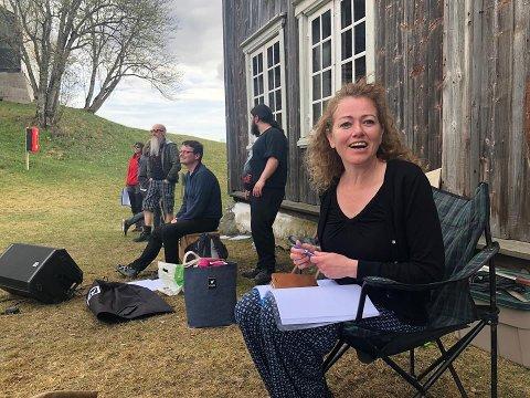 NY TEATERSJEF: Hanne Brincker  hadde regien for årets forestilling med Bronsebukkene. Nå blir hun teatersjef ved Buskerud Teater.