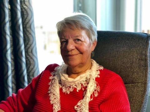 HELT TOM: Sissel Marit Brovold (70) fra Gran er opprørt etter nyheten om at Anne Elisabeth Falkevik Hagen er kidnappet. – Jeg føler meg helt tom. Jeg tenker veldig på familien, og håper inderlig at dette går bra, sier hun til Hadeland.