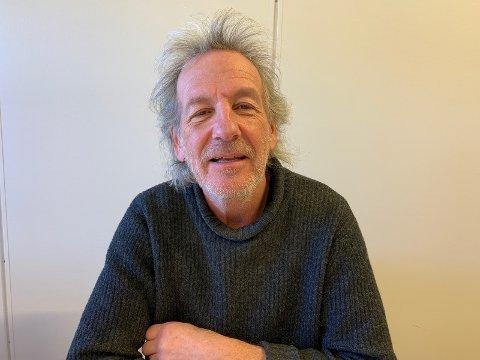 TILBYR HJELP: Sivilarkitekt Victor Brustad stiller sin kompetanse til disposisjon.