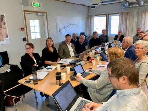 MØTEPLASS: Riksveg 4-forum er en formell møteplass mellom ordførere og administrasjon i kommunene, fylkeskommunene og Statens vegvesen.