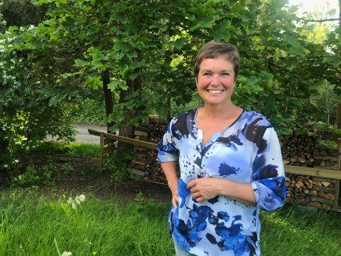 - Jeg gleder meg til å ta fatt på nye utfordringer, sier Jorun Vang.