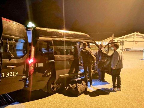 VIDERE: De aller siste beboerne på Hvalsmoen transittmottak er fra Tyrkia. De har nå reist videre til et mottak i Bodø.