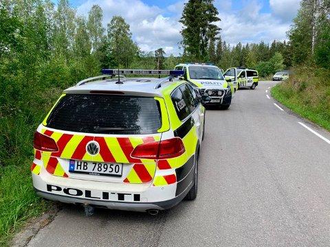 Væpnet politiaksjon på Jaren.