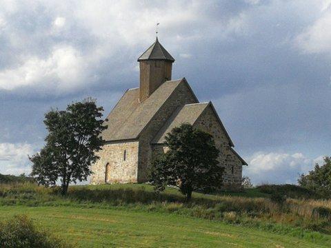 JUBILERER: St. Petri-kirka.