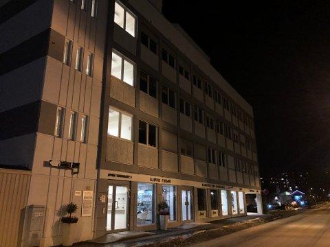 KAN RAMMES: Avdelingen i Øvre Torvgate i Gjøvik er en av avdelingene som kan miste arbeidsplasser etter at Hapro tapte et anbud mot MjøsAnker på Hamar.