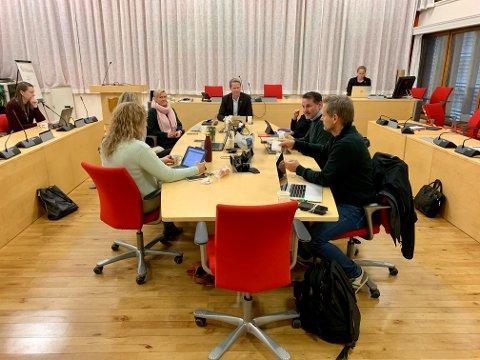 Ba om plan: Formannskapet i Lunner vil ha oversikt over  hvordan en skal gå fram for å oppnå budsjettbalanse innen for helse- og mestring.