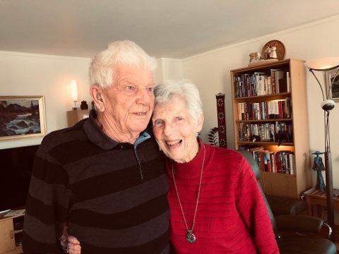 Georg og Mary har levd et langt og lykkelig liv sammen som mann og kone. Ikke alle dager har vært rosenrøde, men kjærligheten overvinner også litt dårlige dager