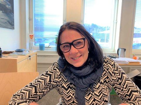 NY JOBB: May Birgit Kjeverud har fått jobb i Løten og slutter som kommunalsjef i Lunner kommune.