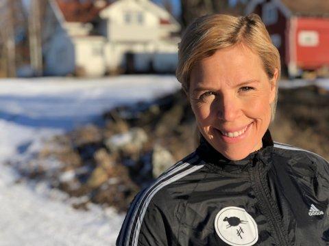 TIPS: Anne Marte Sneve gir deg noen tips til å starte opp treningen.