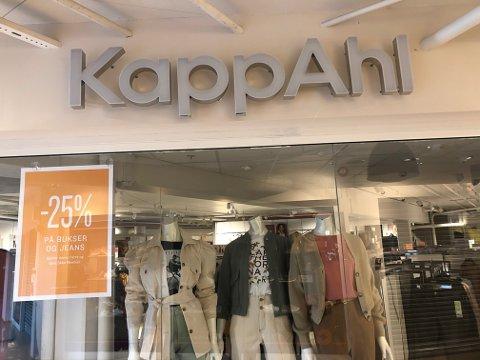UTSATT SJEFSBYTTE: Det er ikke avgjort hvem som blir ny daglig leder hos Kappahl Gran, eller når en ny sjef tar over.