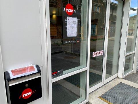 Mange vil jobbe her: NAV Innlandet har fått 688 søknader til 25 midlertidige stillinger. 91 av søkerne vil til NAV Hadeland.