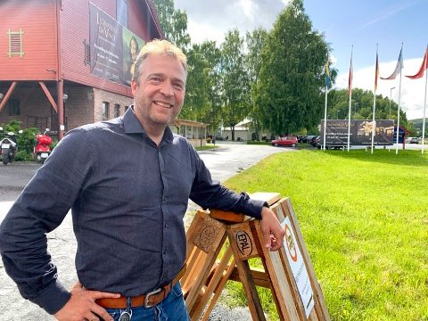 Morten Lafton, ordfører Jevnaker