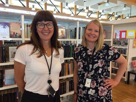 Wenche Nyaas  blir bibliotekleder på Hønefoss. Barne- og ungdomsbibliotekar Stine Andrea Heggen er konstituert i biblioteksjefstillingen ved Gran bibliotek fra 17.august.