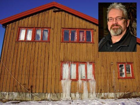 RIVES: Denne boligen skal ifølge enhetsleder for eiendom i Gran kommune, Gard Olsen, rives.
