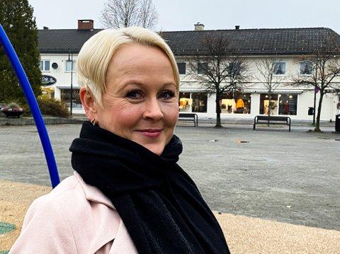 NEI TIL JANSSEN: Kommuneoverlege Marthe Bergli i Jevnaker har i samråd med fastlegene bestemt seg for å si nei til bruk av Janssen-vaksine i kommunen.