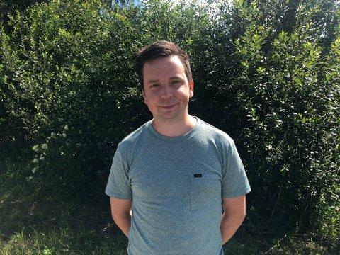 KONKURRENT: Kenneth Tallerud (33) fra Grua ligger foreløpig på 10. plass i den gjeve konkurransen. Alle over 500 poeng er med i premietrekningen.