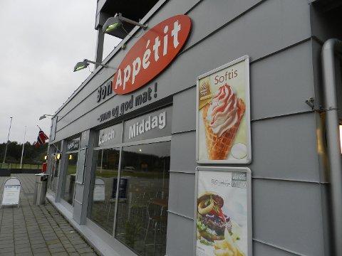 STENGT DØR:  Etter det HA erfarer skal restauranten ha vært stengt en måneds tid.
