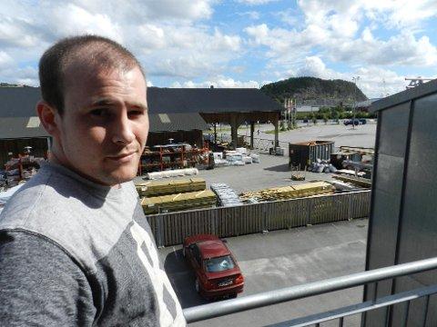 Utspillet til Marius Andersen om råning på Høvleriet skaper debatt.