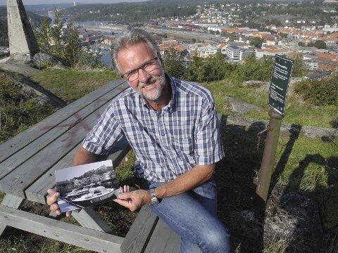 Prosjektleder: Tidligere redaktør Bjørn Ystrøm skal lede dugnadsjobben med å digitalisere bilder og tekst.
