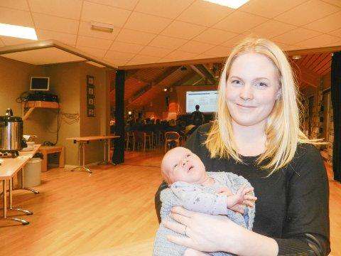 Bekymret: Tale-Marie Vestby er så bekymret for konsekvensene når tilbudet blir borte at hun sendte brev til fylkeskommunen.
