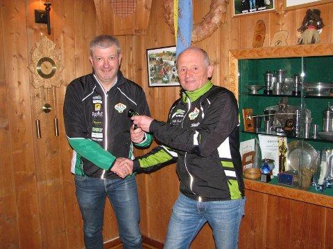 Trond Sydskogen overtar lederklubba etter Terje Jensen.