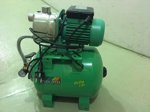 BESLAG: En kompressor.