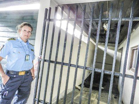 BEKYMRINGSFULLT: Monica Anstensen ved forebyggende avdeling i politiet er bekymret for utviklingen av ølmarsjen.